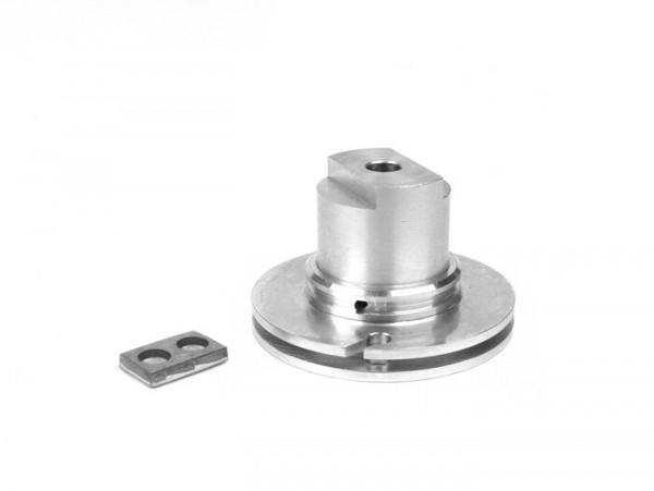 Throttle cable pulley -QUICK ACTION- Vespa VNB5-VNB6T, VBB, GS150/GS3, GS160/GS4 (VSB1T)