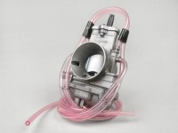 Carburator -KEIHIN PWM 38mm manual choke - CS=46mm