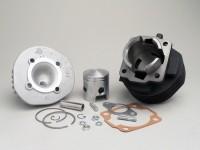 Cilindro -DR 75cc 3 lumbreras de transferencia- Vespa V50, PK50