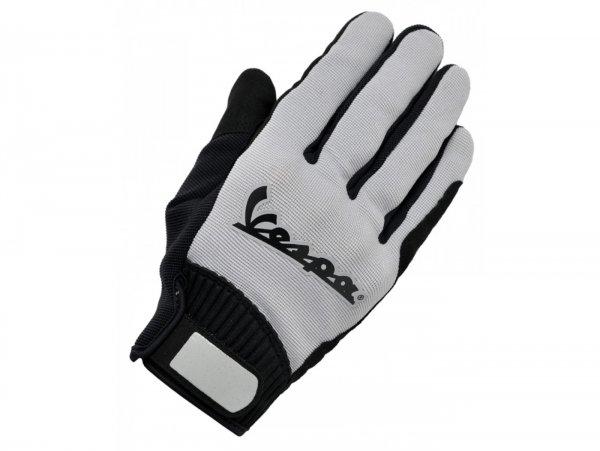 "Handschuhe -VESPA ""Color"" - grau - XXL"