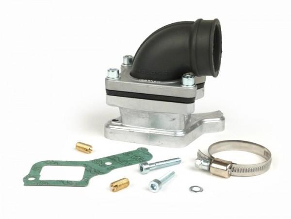 Ansaugstutzen - Membranansaugstutzen -MALOSSI Membran X360- Vespa PX80, PX125, PX150, T5, Cosa 125-200 - AW=34mm