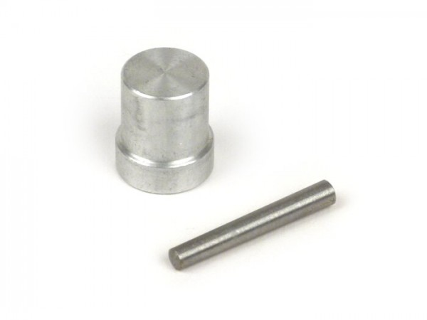 Verschlussstopfen Ölpumpenloch -VSR- Vespa PX80, PX125, PX150, PX200, T5 125cc, Cosa125-200 - Aluminium