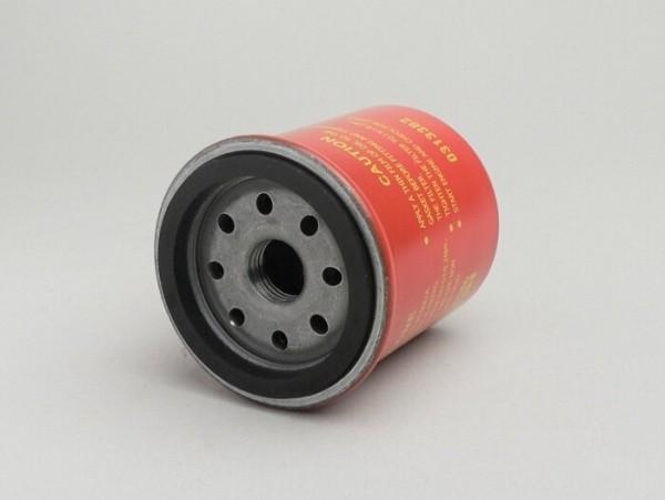 Filtro de aceite -MALOSSI Red Chilli- Piaggio 125-200 ccm Leader, 250-300 ccm Quasar/HPE