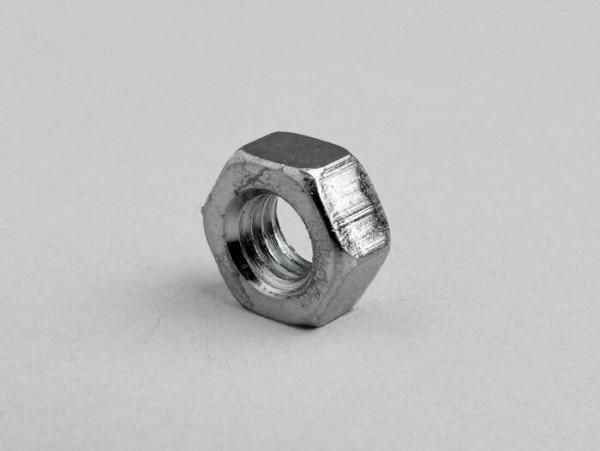 Dado -DIN 934- M6 - acciaio inox