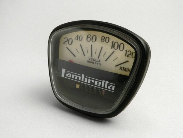 Tacho -LAMBRETTA- DL 125-150, GP 125-150 - 120km/h