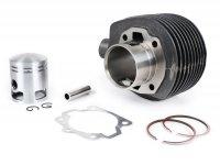 Zylinder -GOETZE, 150 ccm 2 Kanal- Vespa Sprint150, Super 150, GT125 (VNL2T), GL125