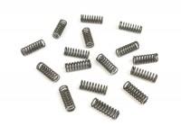 Kupplungsfeder-Set für Kupplung BGM PRO Superstrong -BGM PRO XL- Vespa V50, V90, SS50, SS90, PV125, ET3, PK50, PK80, PK50 S, PK80 S, PK125 S, PK50 XL, PK125 XL, ETS, PK50 HP, PK50 SS - 16 Stück