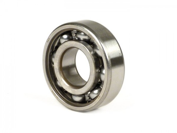 Kugellager -6204 C4- (20x47x14mm) - verwendet für Hauptwelle Smallframe, Largeframe (Vespa V50, PV125, ET3, PK, PX, T5 125ccm, Cosa, Rally, Sprint, TS, GT, GTR, Super, VNB, VBB, VBA, GL), Kurbelwelle Smallframe lichtmaschinenseite (Vespa V50, PV125,