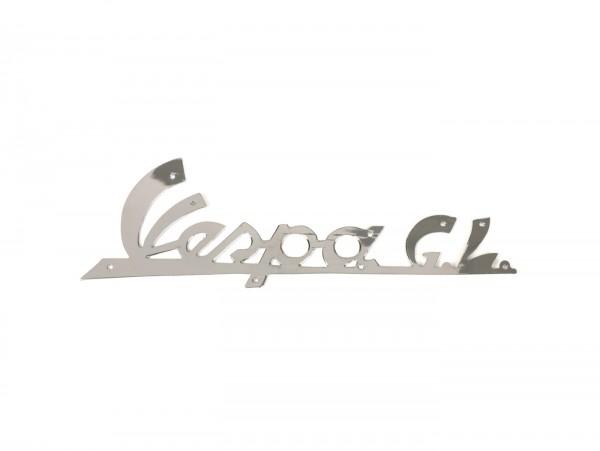 Schriftzug Beinschild -MAURO PASCOLI- Vespa GL150 (VGLA1T 1963-)