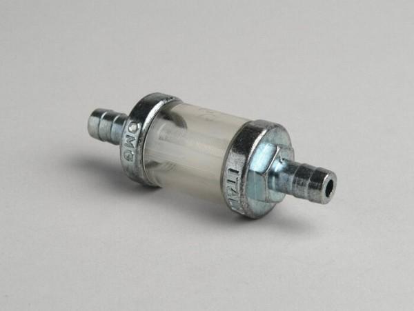 Fuel filter -OMG universal- Ø=8mm