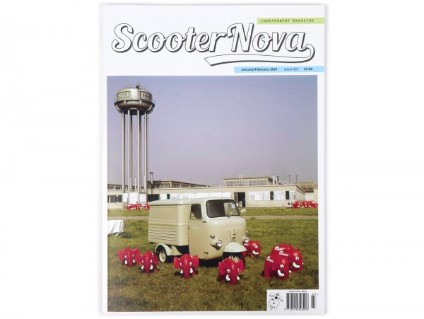 Scooter Nova Magazine - (#023) -  January / February 2021