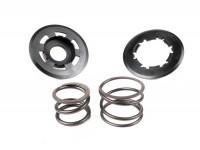Clutch -POLINI Double Spring- Vespa Smallframe V50, 50N, SS50, V90, SS90, PV125, ET3, PK50XL