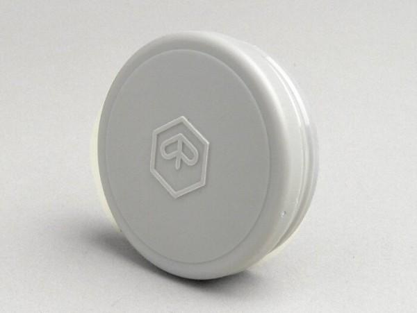 Tachoblende -OEM QUALITÄT- V50 mit rundem Tacho - 6-eckiges Logo