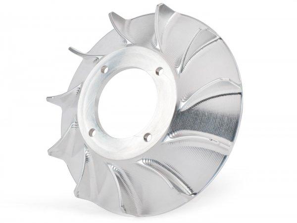 Ventilador para rotor volante -MMW aluminio CNC para Vespatronic- Vespa PX, Cosa, Rally, Sprint, GT, GTR, Super