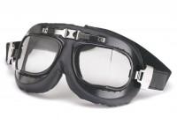 Occhiali tipo aviatore per casco -RB Navigator- nero