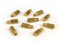 Kit getti massimo -POLINI compatibile con KEIHIN (tipo: 99101-357) PWK / Polini CP- (180-198)