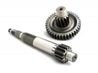 Getriebe primär -BGM- Piaggio 50 ccm (ab Bj. 1998)- 13/39 = 1:3,00