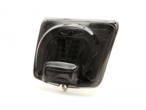 Rücklicht -MOTO NOSTRA, LED- Vespa GT, GTS 125-300, GTV (2014-2018, Facelift) - schwarz