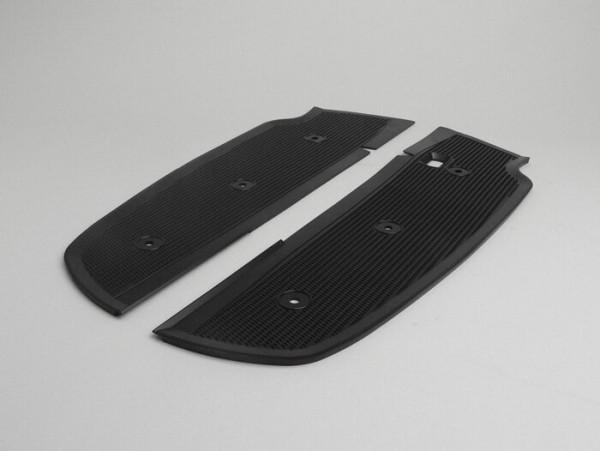 Floor mat -LAMBRETTA- Lui 50-75 - black