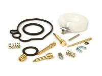 Kit revisione Carburatore -QUALITÀ OEM tipo-Gurtner 12,5mm- Peugeot, Honda