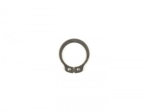 Seegerring -WELLE DIN471- Ø=15mm (verwendet für Kickstarterwelle Minarelli, CPI)