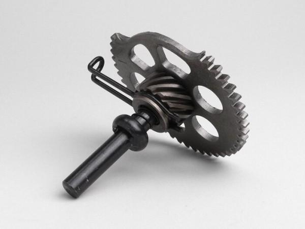 Kickstart sprocket -OEM QUALITY- GY6 (4-stroke) 125-150cc (152QMI, 157QMJ)