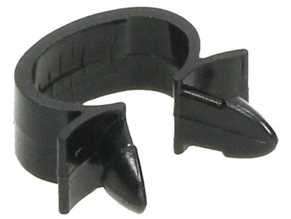 Halteclip für Tachowelle -PIAGGIO- Vespa GT 250 (ZAPM45102), Vespa GT L 125 (ZAPM31101), Vespa GTS 125 (ZAPM31300, ZAPMA3100, ZAPMA3200, ZAPMA3700), Vespa GTS 150 (ZAPMA3200, ZAPMA3100), Vespa GTS 250 (ZAPM45100, ZAPM45101), Vespa GTS 300 (ZAPMA3300,