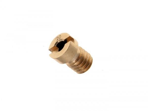 Luftkorrekturdüse -POLINI- CP Ø=17,5-24mm - Ø0,3mm