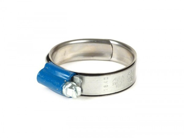 Abrazadera de manguera -UNIVERSAL ABA SAFE™- 32-44mm - anchura cinta = 12mm