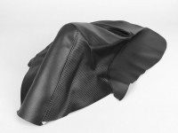 Seat cover -X-TREME- Gilera ICE - Carbon Style