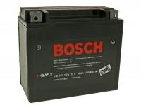 Batterie -Wartungsfrei BOSCH YTX20-BS- 12V 18Ah -177x88x156mm (inkl. Säurepack)