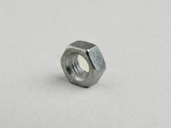 Dado -DIN 934- M5 - acciaio inox