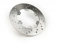 Brake disc -PIAGGIO Ø220x105x4mm- Vespa 946 front