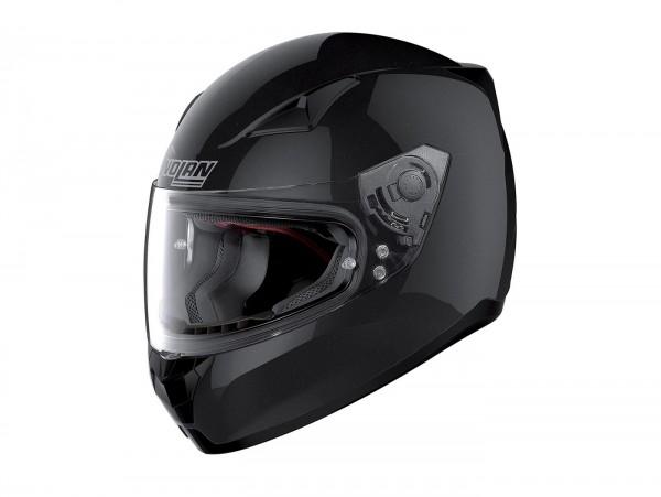 Helm -NOLAN, N60-5 Special- Integralhelm, schwarz metallic - S (56cm)