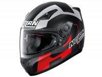 Helmet -NOLAN, N60-5 Gemini Replica D. Petrucci Test- full face helmet, flat black - XL (61-62cm)