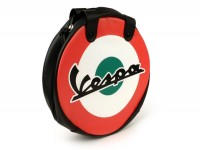 Bolsa -VESPA Ø35cm- negro - Italy