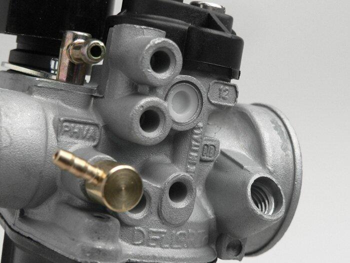 Carburator -DELLORTO 12mm PHVA QD- incl  Automatic choke