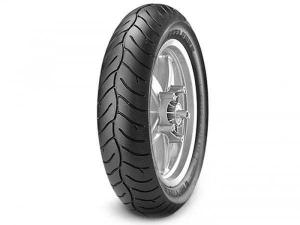 Tyres -METZELER FeelFree- 100/90-14 inch 57P TL, reinforced