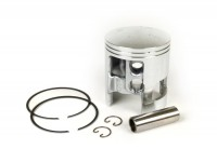 Kolben -GRAND SPORT 2.0- Vespa Polini 207 ccm - 2 Kolbenringe -