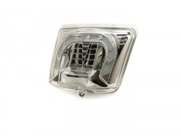 Piloto trasero -MOTO NOSTRA, LED- Vespa GT, GTS 125-300, GTV (2014-2018, Facelift) - incoloro