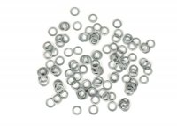 Curved washer (Schnorr) -DIN 6796 spring steel, galvanised- M6 - 100 pcs