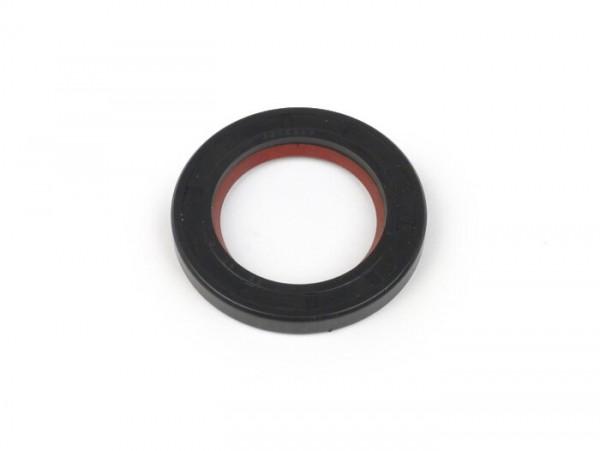 Aro de retención 30x47x6mm -MALOSSI PTFE/FKM- (para rueda trasera / tambor de freno trasero Vespa PX (1984-1991), Piaggio 50-180cc 2 tiempos, Piaggio 50-100cc 4 tiempos)