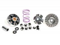 Variatore -MALOSSI Overrange MHR alluminio - Piaggio 50cc - 2 tempi