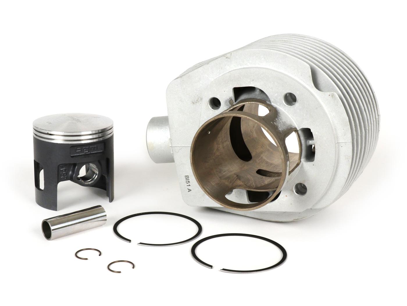 Cylinder Piston Ring Head Stud Spares Vespa PX LML Stella 5 port 150 cc Genuine