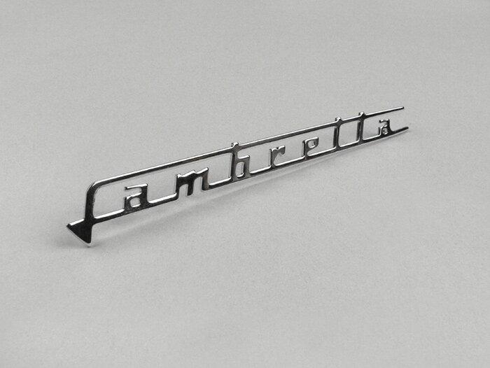 lambretta legshield badge SX 150 200 LARGE CASA