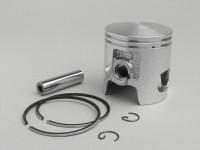 Piston -MALOSSI MHR Replica- Minarelli 70cc - 47.0mm
