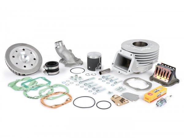 Cylinder -PARMAKIT 121cc W-Force- Vespa PV125, ET3 125, PK125