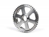 Crown wheel -CASA LAMBRETTA lightweight- Lambretta LI, LI S, SX. TV (series 2-3), DL/GP - 46 teeth
