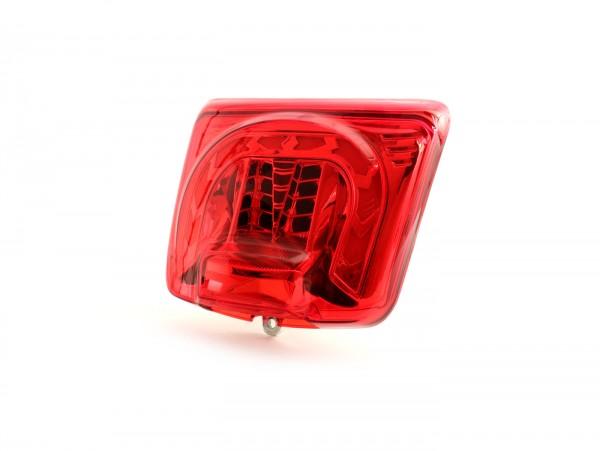 Rücklicht -MOTO NOSTRA, LED- Vespa GT, GTS 125-300, GTV (2014-2018, Facelift) - rot