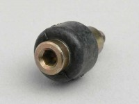 Water pump impeller drive pin -PIAGGIO- Piaggio Leader 125-200cc LC